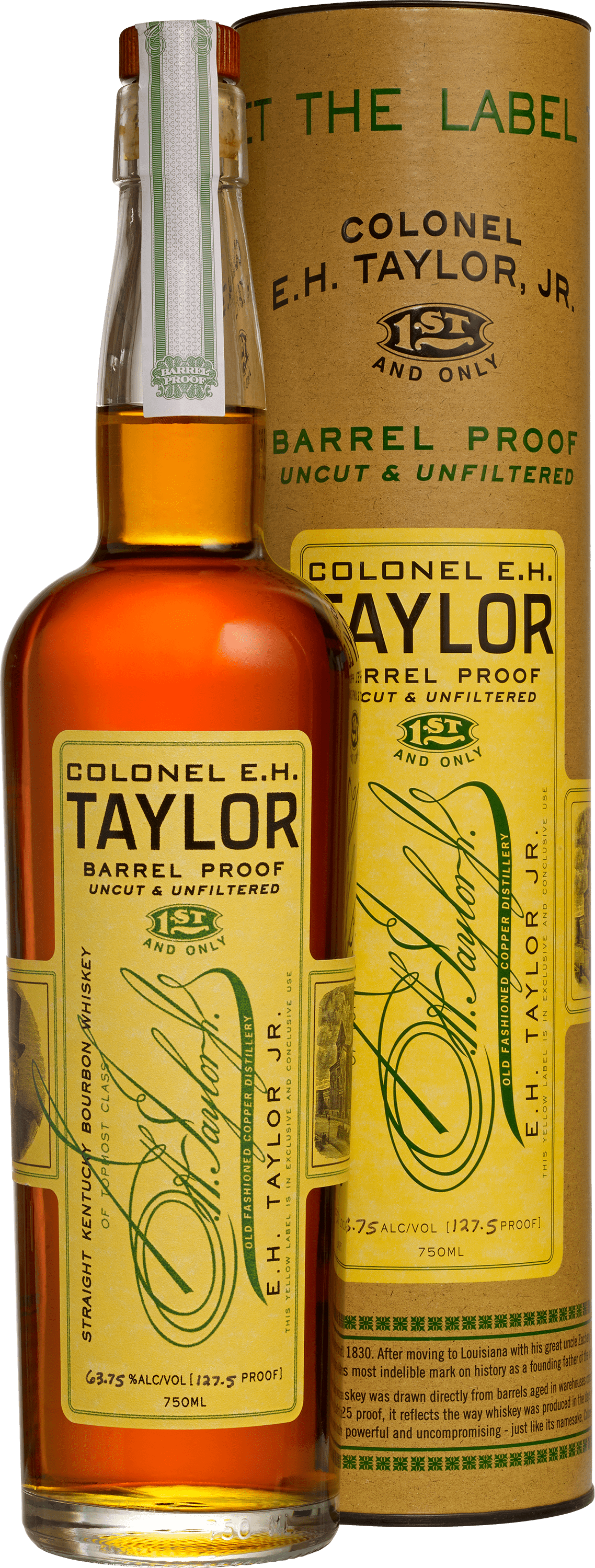 E.H. Taylor Barrel Proof