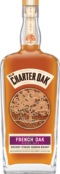 Old Charter Mongolian Oak Bottle