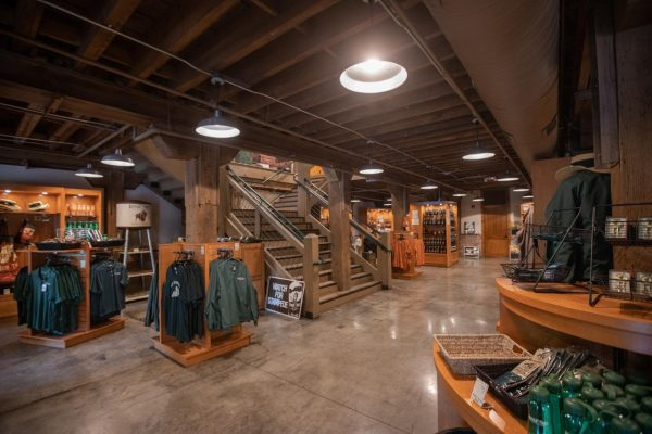 Download Interior of Gift Shop